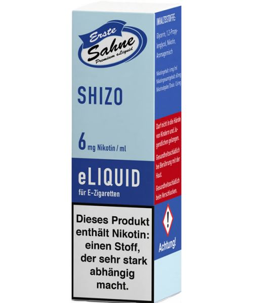 Erste Sahne Shizo Liquid
