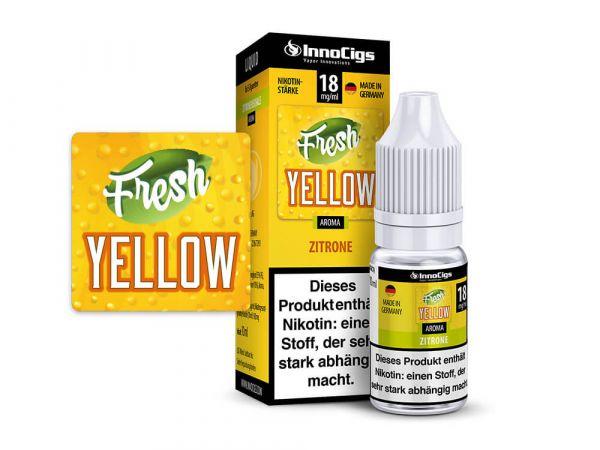 Zitrone Fresh Yellow 10x10ml Liquid