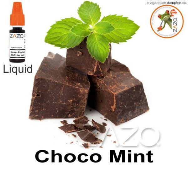 Choco-Mint Zazo Liquid