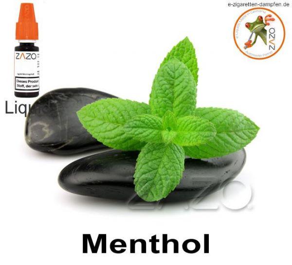Menthol Zazo Liquid